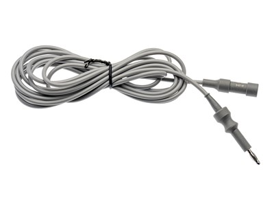 Monopolar connecting cable